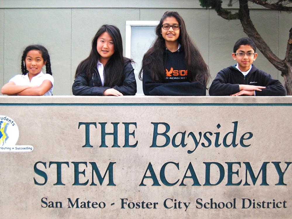 Student Life at Bayside STEM