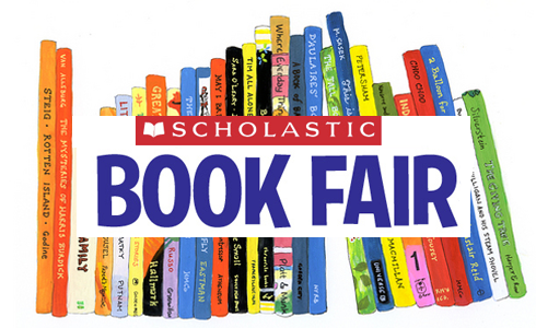 Scholastic book fair image