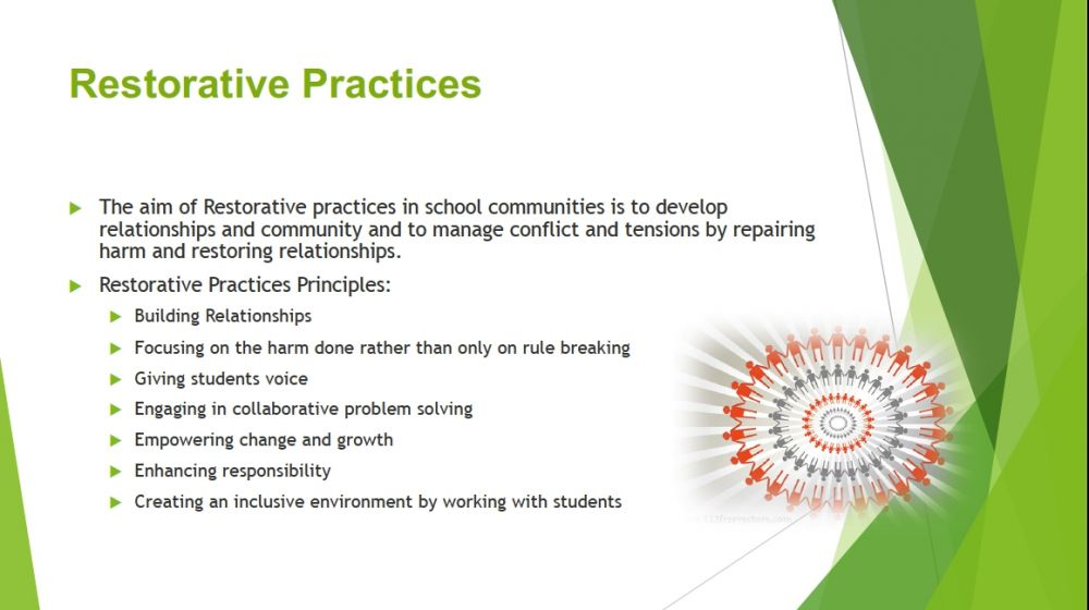 Restorative Practices Information