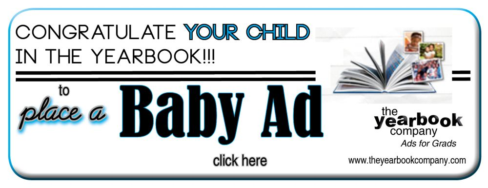 place an ad in the yearbook