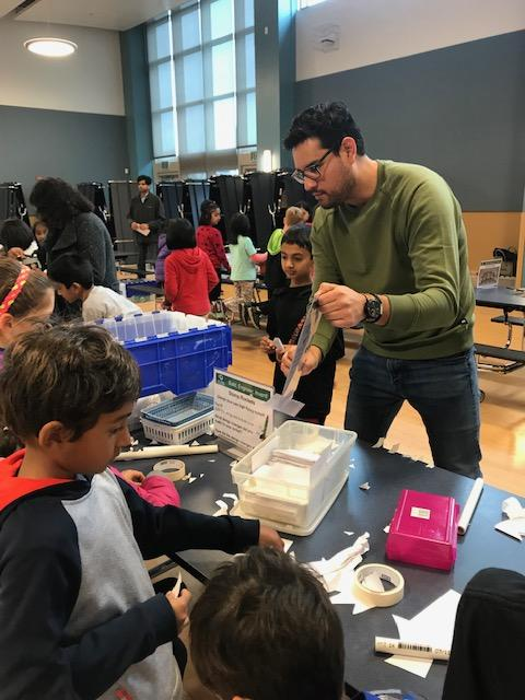 Engineering at Foster City School