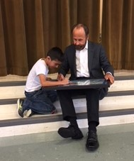 a visit from senator jerry hill was memorable