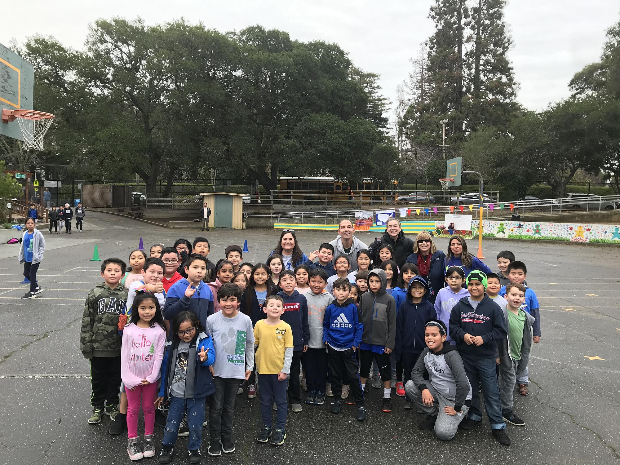 marathon kids running club!
