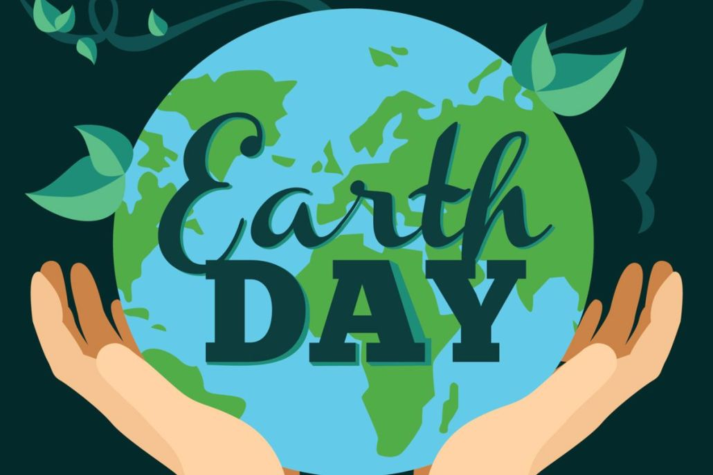 celebrate Earth day!