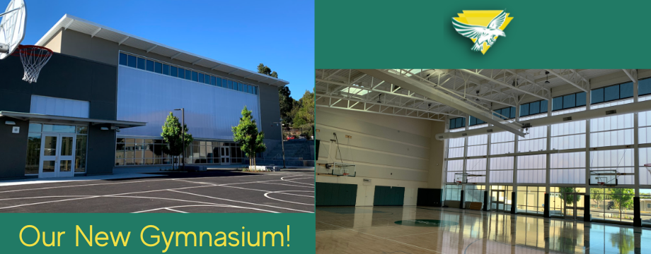 Have you seen the new GYM building?